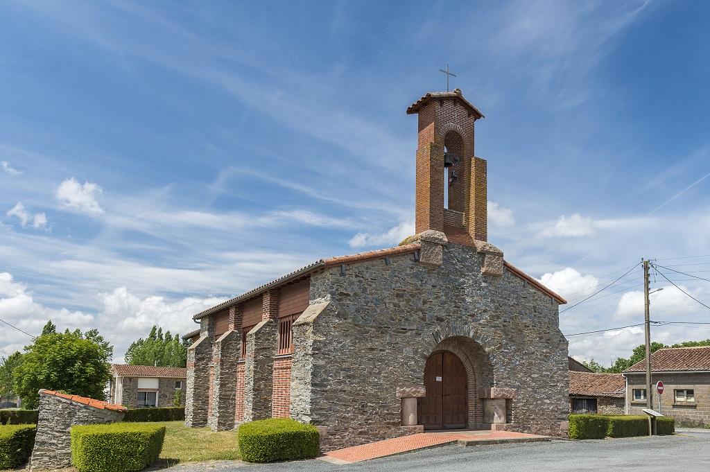 Chapelle des recoins montrevault sur evre office de - Office tourisme la chapelle d abondance ...