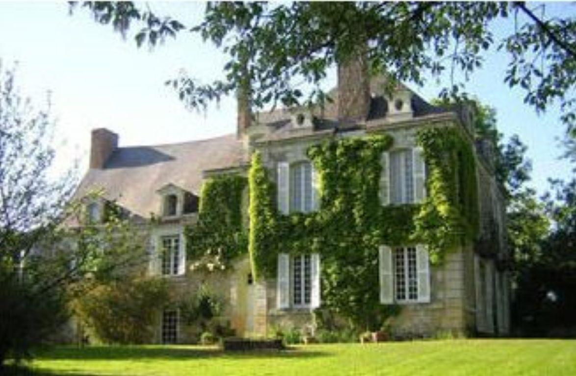 Chambres D Hotes Anjou Maine Et Loire Dpt 49 Anjou