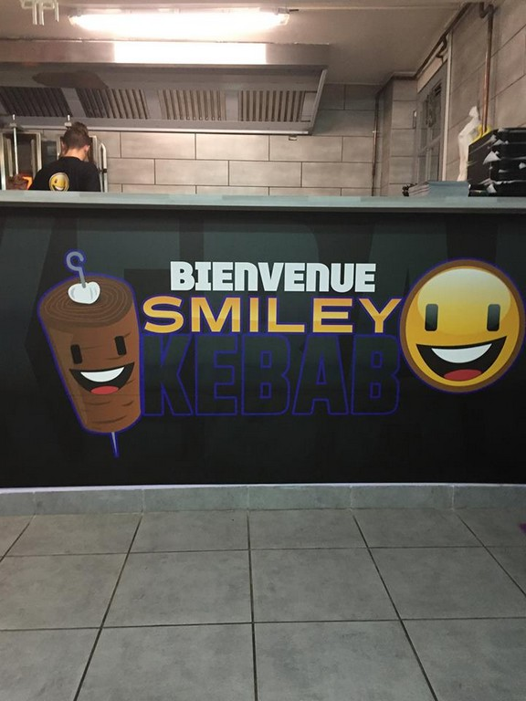 SMILEY KEBAB