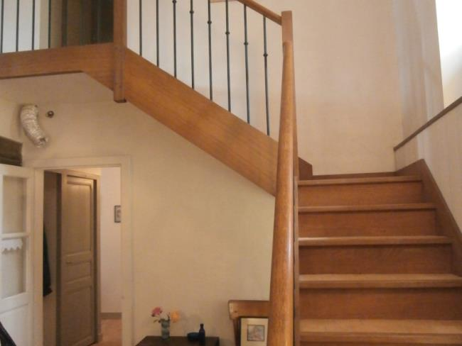 escalier-gite-claveliere-andreze-angers-nantes-anjou-osezmauges