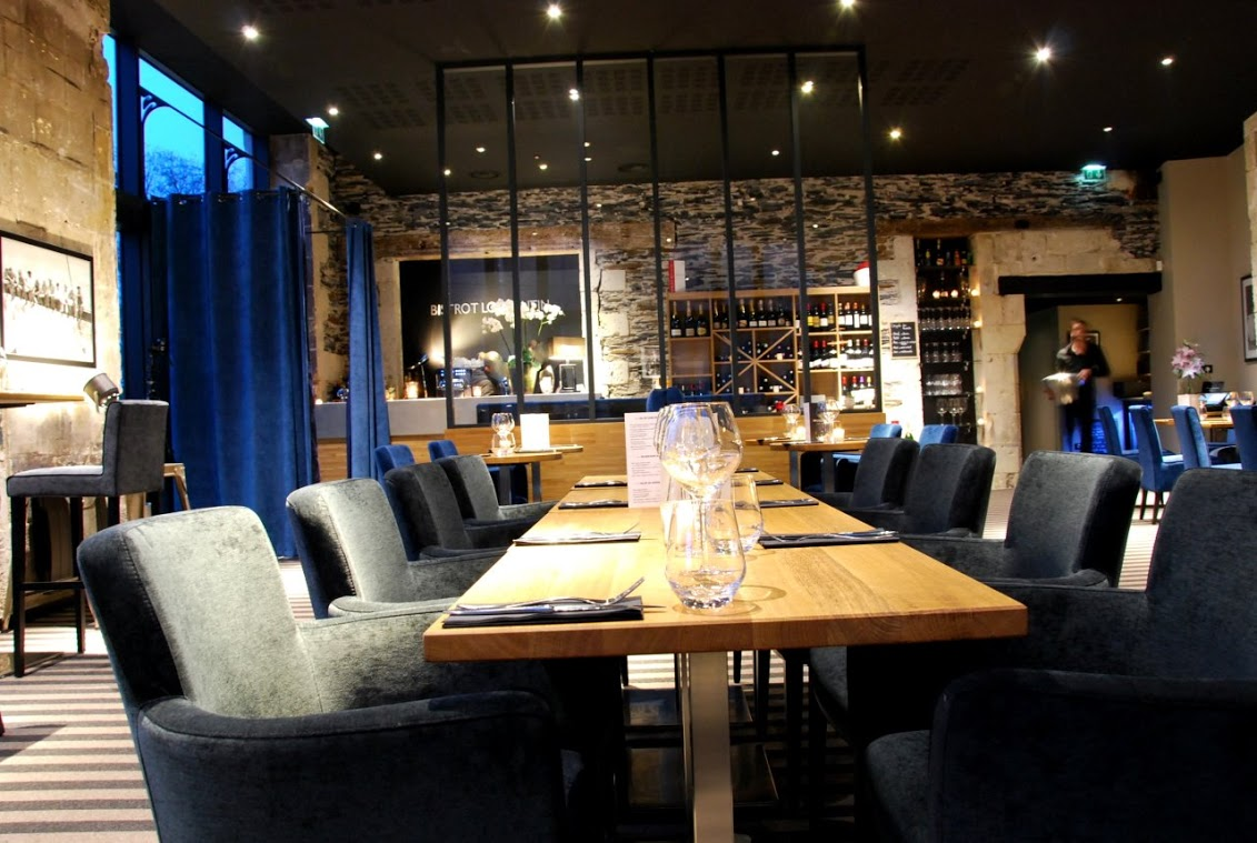 restaurant bistrot louboutin angers