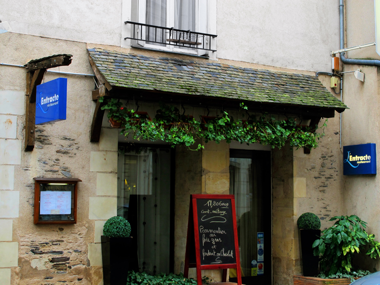 Restaurant Angers Place Imbach