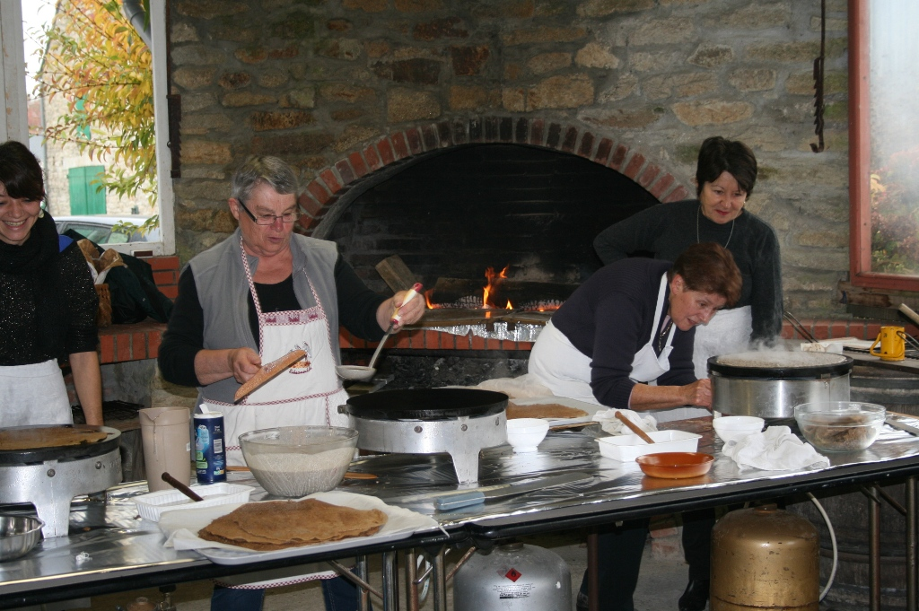 ATELIER - GALETTE AU BILLIG TRADITIONNEL