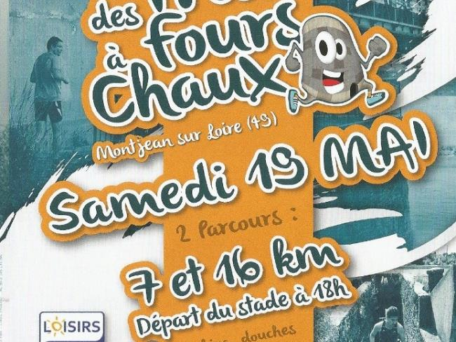 trail des fours chaux mauges sur loire office de