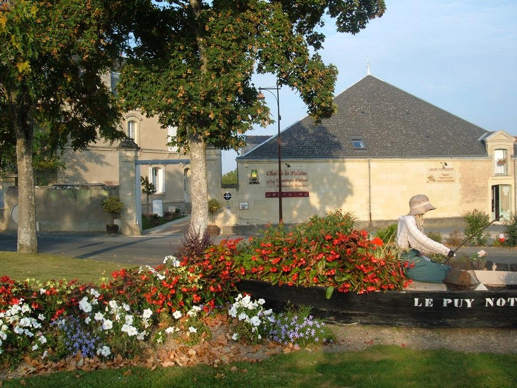 48 h au cœur du vignoble de Saumur, LE PUY-NOTRE-DAME